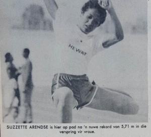Suezette Arendse
