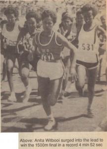 Anita Witbooi