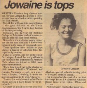 Jowainne Parrott