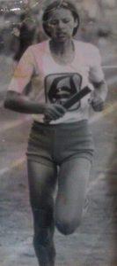 Audrey Louw.