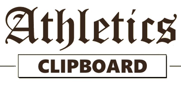 Logo of Athletics Clipboard website