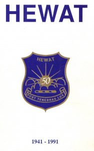 Hewat Training College.