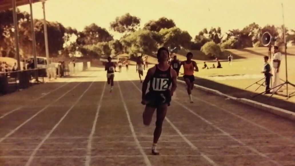 The old Green Point Track