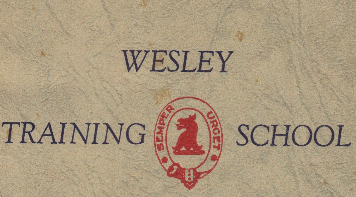 Wesley Training College.